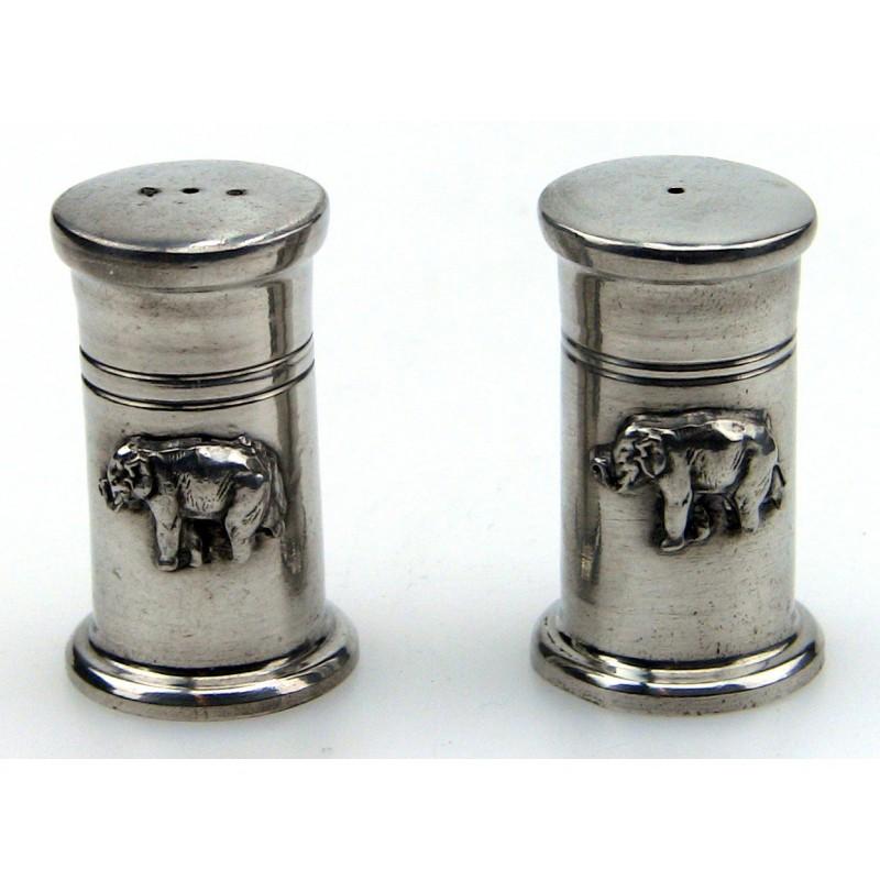 Set sel et poivre éléphant