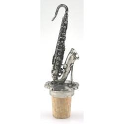 Bouchon saxophone en étain
